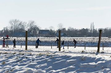 Hollandse Winter van Ellen Voorn