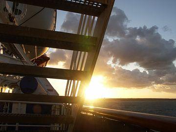 Sonnenaufgang über Bornholm