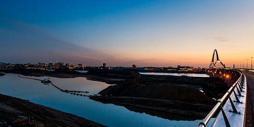 Nijmegen, polder van