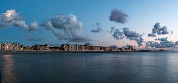 Nieuwpoort Skyline von B-Pure Photography