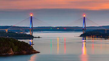 Uddevalla, Sweden van Henk Meijer Photography