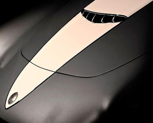 Maserati van