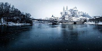 Aarburg Winter sur Severin Pomsel