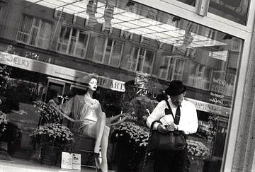Nostalgie Hamburg von Ton Kuijpers