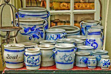 Delfts blauw te koop van Jo Beerens
