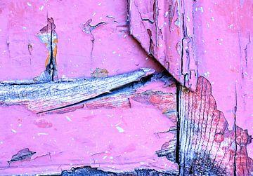Closed in pink van Sigrid Klop