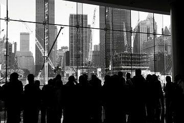 WTC NYC van Graham Forrester