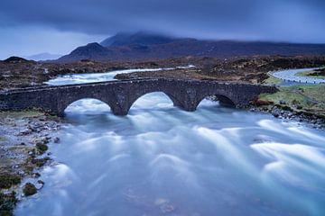 Isle of Skye van
