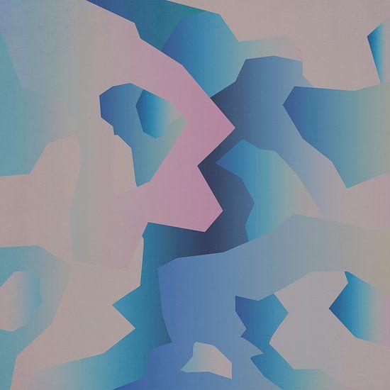 Abstract Gradient 3 van Pascal Deckarm