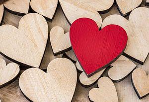 Achtergrond voor Valentijnsdag van Alex Winter