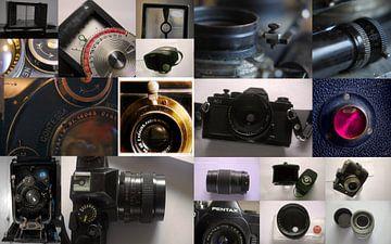 Old camera collection van Erik Reijnders