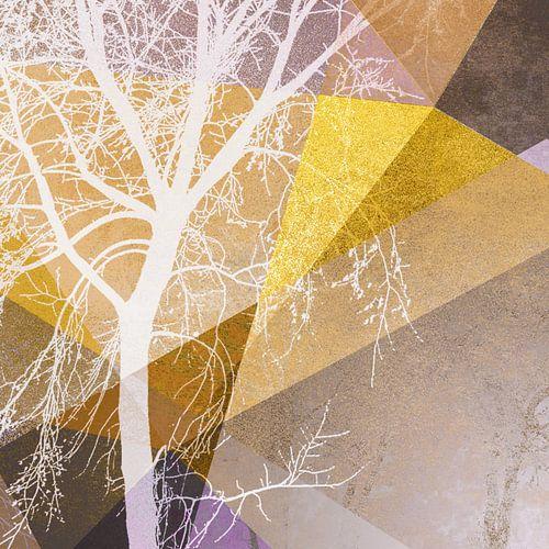 TREE INTO GEOMETRIC WOLRD NO4 von