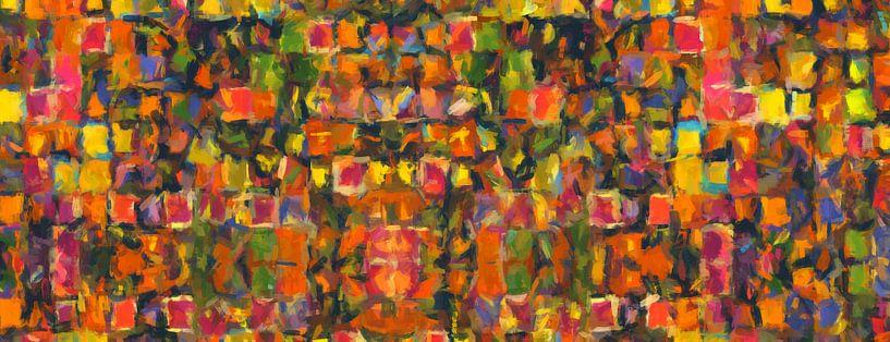 Farbenspiel van Marion Tenbergen
