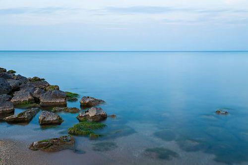 Rust - Strand en een prachtige blauwe gloed