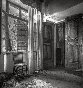 Schwarz/Weiß zimmer von Olivier Van Cauwelaert