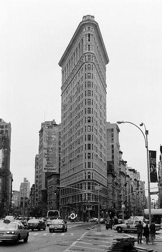 Flatiron building, NY van Henk de Groot