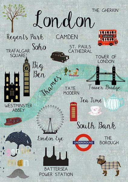 London van Green Nest