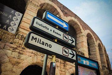 Verona Romeo and Juliët van The Pixel Corner