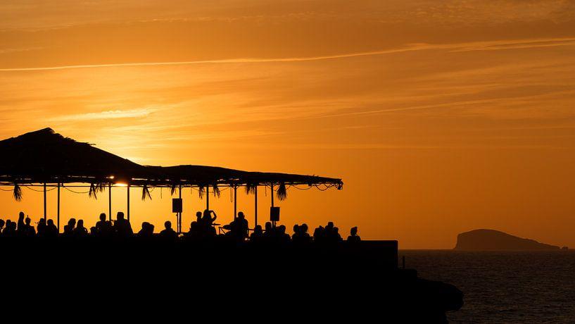 Sunset Ashram 3 van Desh amer