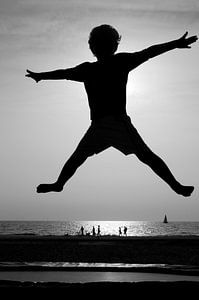 Jump! van Zilte C fotografie