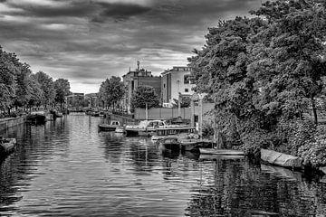 Die Zoutkeetsgracht in Amsterdam. von Don Fonzarelli