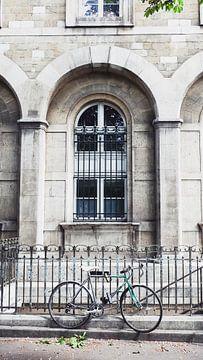 Paris à vélo sur Studio Stiep