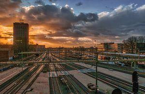 Treinstation  Utrecht