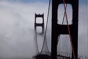 Golden Gate Bridge van Ids Dijkstra