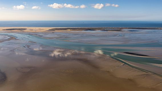 Waddenzee Vlieland van Roel Ovinge
