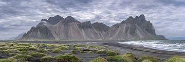 Die Landschaft der Wikinger von René van Leeuwen