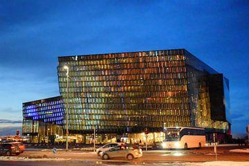 Harpa Reykjavik Concertzaal van Roith Fotografie