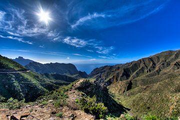 El mirador Masca Tenerife van Karl Smits