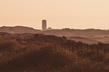 Watertoren Domburg van Nancy van Verseveld