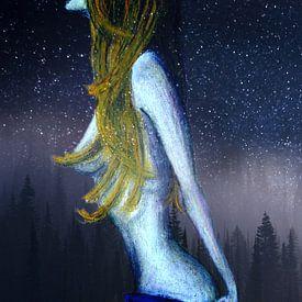 Under the stars  van Claudia Maglio