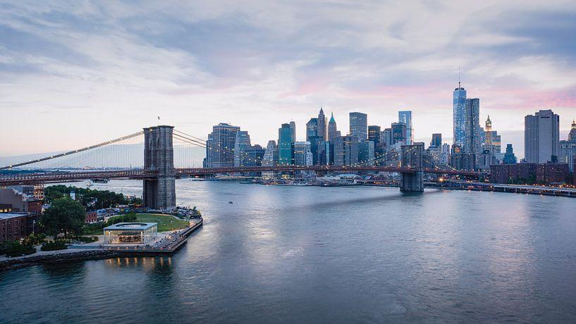 New York City Lights von Dennis Wierenga