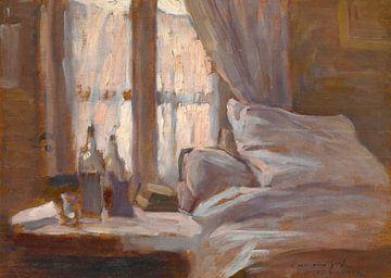 Das Schlafzimmer, Henri Le Sidaner