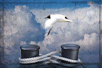 Aan zee van Anette Jäger