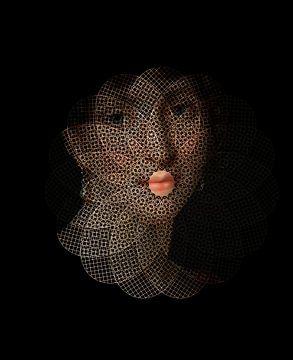 Porträt von Hortense de Beauharnais, Königin von Holland von Studio Maria