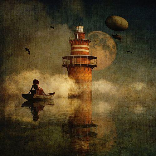 Träume – Der Leuchtturm als Leuchtfeuer zu allen Zeiten von