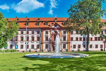 Die Thüringer Staatskanzlei in Erfurt, Deutschland von Gunter Kirsch