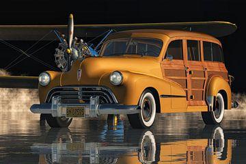 Oldsmobile Special 66 Station Wagon von 1948