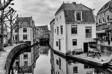 Zwart/Wit Fotografie - Oudewater... van Bert - Photostreamkatwijk