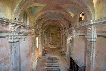 Kirche im kloster von Matthis Rumhipstern