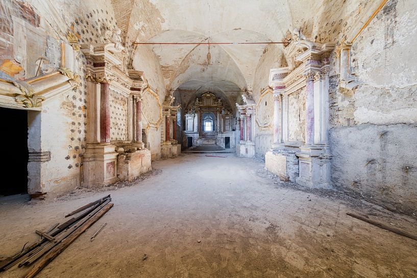 Verlassenes Kloster von Kristof Ven