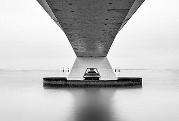 Seedeichbrücke von Arjen Dijk