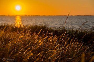 zonsondergang von eric brouwer