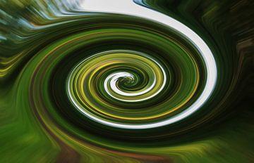 Groen en wit. van Henriëtte van Golde