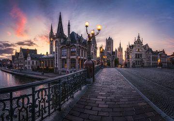 St Michielsbrug van Joris Pannemans - Loris Photography