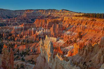 Sonnenaufgang im Bryce Canyon National Park, Utah USA von Gert Hilbink