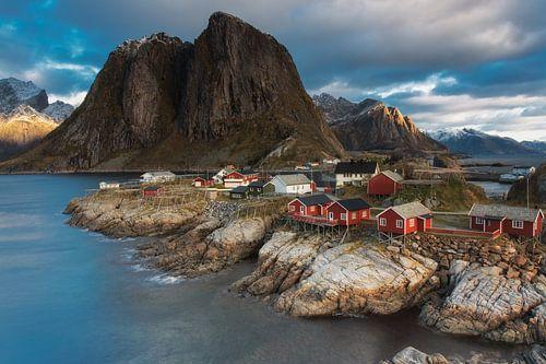 Hamnoy Lofoten Noorwegen